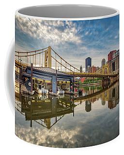 Pittsburgh River Rescue  Coffee Mug