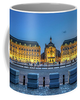 Place De La Bourse 2 Coffee Mug
