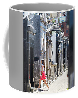 Places To Be Coffee Mug