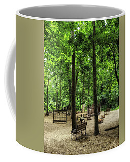 Play In The Shade Coffee Mug
