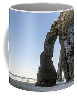 Playa De Las Catedrales - Spain Coffee Mug