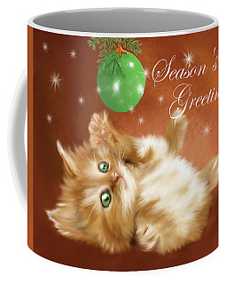 Playful Tabby Coffee Mug