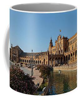 Plaza De Espana Bridge View Coffee Mug