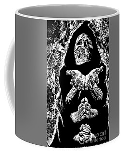 Pleading With The End Coffee Mug