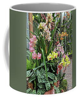 Plentiful Orchids Coffee Mug