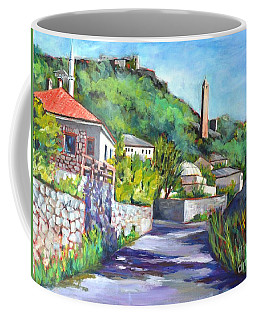 Pocitelji - A Heritage Village In Bosina Coffee Mug