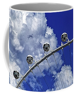 Coffee Mug featuring the photograph Pod Cluster 1 by Skip Hunt