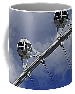 Coffee Mug featuring the photograph Pod Cluster 2 by Skip Hunt