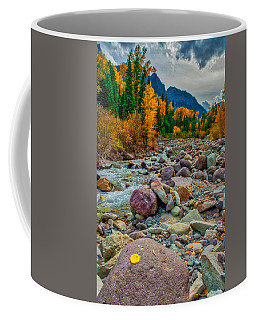 Point Of Color Coffee Mug