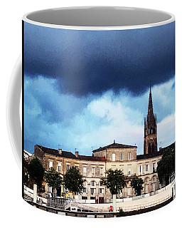 Poking The Storm Coffee Mug