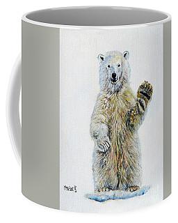 Polar Bear Baby Coffee Mug