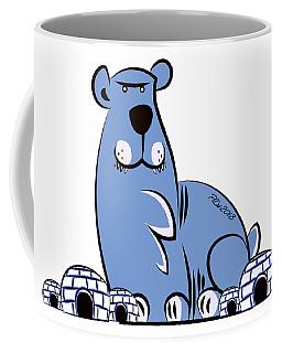 Polar King Coffee Mug
