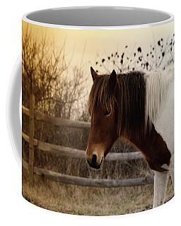 Pony Warm Up Coffee Mug