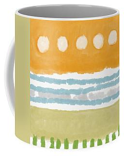 Poolside 2- Art By Linda Woods Coffee Mug