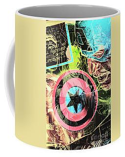 Pop Art Comic Book Coffee Mug