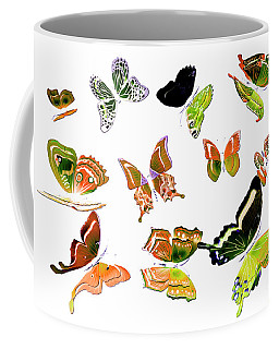 Pop Art Tropics Coffee Mug