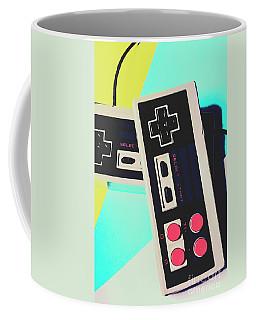 Pop Artcade Coffee Mug