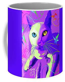 pOp Cat Cotton Coffee Mug
