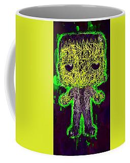 Frankenstein Pop 2 Coffee Mug