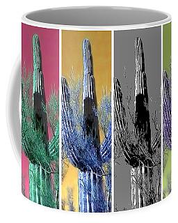 Pop Saguaro Cactus Coffee Mug