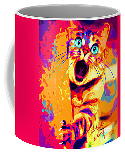 pOpCa PeekaBoots Coffee Mug