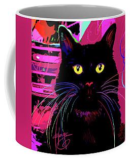 pOpCat Morticia Coffee Mug