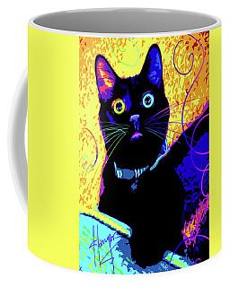 pOpCat Olive Coffee Mug