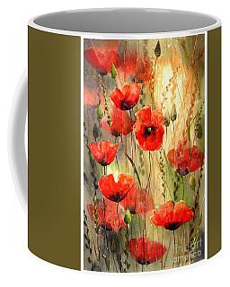 Poppy Serenade Coffee Mug