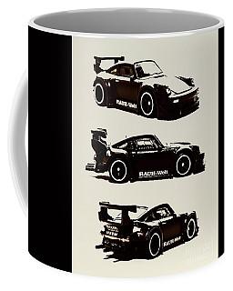 Porsche Rwb 930 Coffee Mug