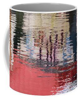 Port Reflections Coffee Mug