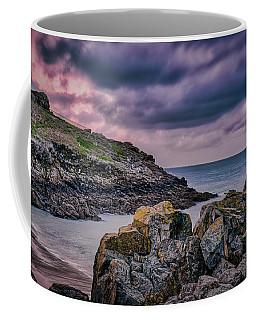 Porthgwidden Dramatic Sky Coffee Mug