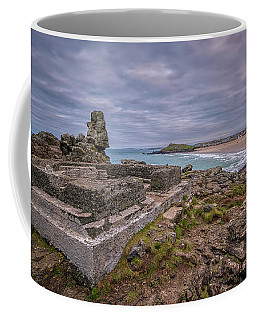 Porthmeor Beach January View Coffee Mug