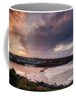 Porthmeor In The Sky Coffee Mug