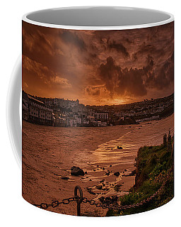 Porthmeor Sunset 2 Coffee Mug