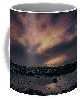 Porthmeor Sunset 4 Coffee Mug