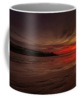 Porthmeor Sunset Coffee Mug
