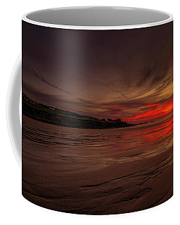 Porthmeor Sunset Coffee Mug