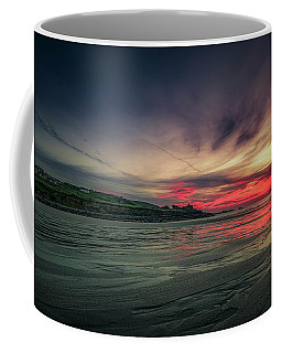 Porthmeor Sunset Version 2 Coffee Mug