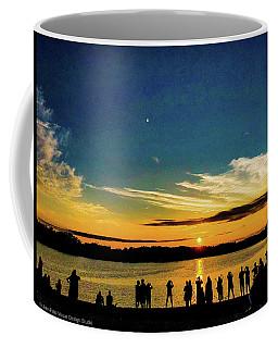 Portland Pauls Sunset Coffee Mug