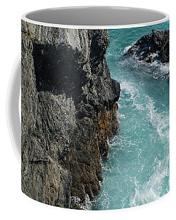 Porto Covo Cliff Views Coffee Mug