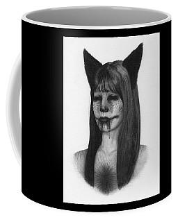 Portrait Of A Kumiho - Artwork Coffee Mug