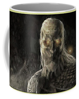 Portrait Of A Whitewalker Coffee Mug