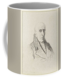 Portrait Of Pieter Barbiers Pzn, Johan Georg Barley Hauer Zimmerman, 1868 - 1931 Coffee Mug