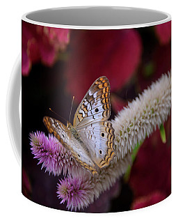 Coffee Mug featuring the photograph Posed Perfect by Michelle Wermuth