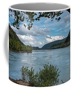 Potomac River At Harper's Ferry Coffee Mug