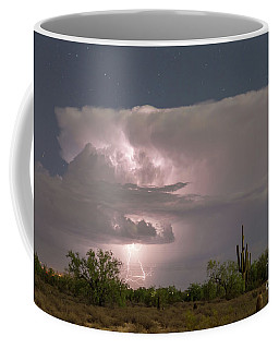 Power Of The Desert Coffee Mug