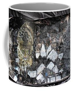 Power Strolled Onto The World Coffee Mug