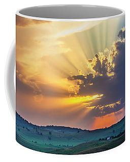 Powerful Sunbeams Coffee Mug