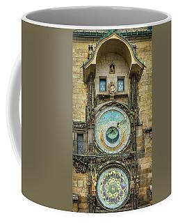 Prague Clock Coffee Mug