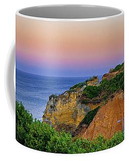Praia Dona Ana II Coffee Mug